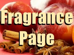 Fragrance Page