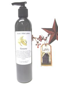 Body Lotion 8 oz - Goat's Milk