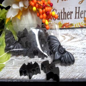 (Single Pack) - Halloween Bats-