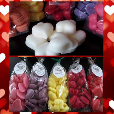 Bundle - Mini & Large Hearts