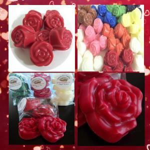 Bundle - Mini & Large Roses