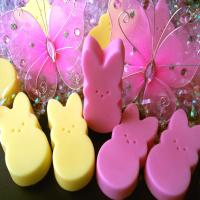 (Single Pack) - Easter Bunny Wax Tarts-Easter, Bunny, Wax, Tarts, Melts, Candles, Gracie, Yankee, Scentsy, Lush