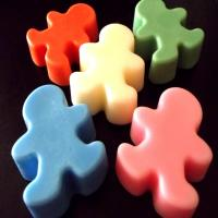 Single Pack - Gingerbread Wax Tarts-