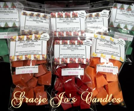 (Single Pack) - Chunk Wax Tarts