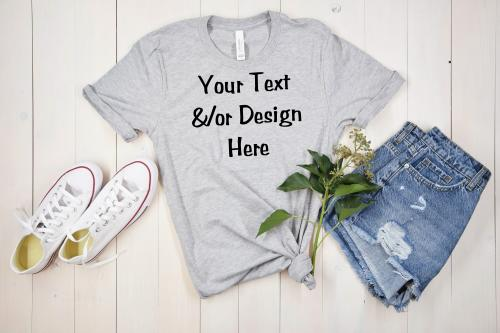 Custom Personalized T-Shirt-personalize customize wedding birthday christmas anniversary party gift present t-shirt shirt tshirt clothes home apparel