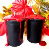 Candles - 2pc Bloody Votive