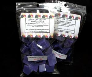 Artisan Soap - Black Raspberry Vanilla