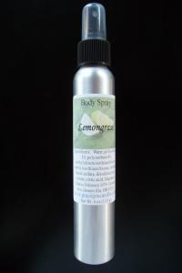 Body Spray 4 oz