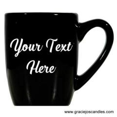 Vinyl Product - Personalized Coffee Cup