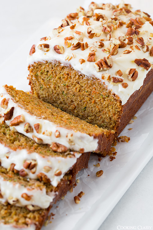 Frosted Buttercream Bread