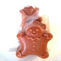 (Single Pack) - Gingerbread Large-