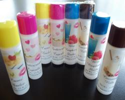 Body Product - Lip Balm Chap Sticks 4 pc