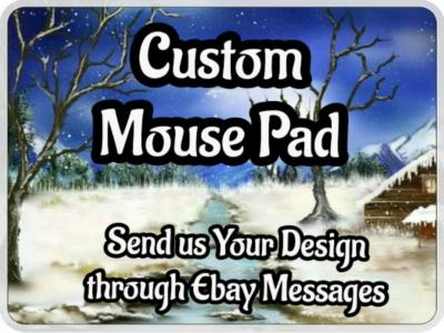 Custom Mouse Pad-