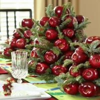 Pine Bough's and Apples