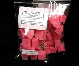 Pink Sugar Crystals-