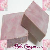 Artisan Soap - Pink Sugar-